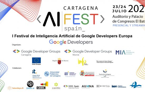 ISEN Centro universitario colabora con AI fest Spain